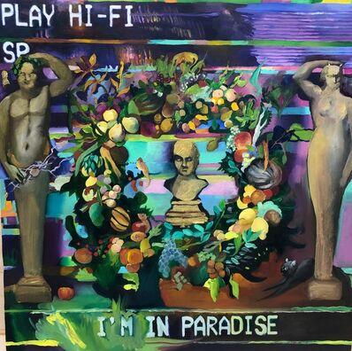 Jeanette Hayes, 'Paradise It's True', 2019