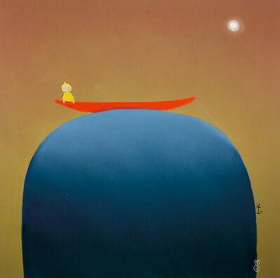 MacKenzie Thorpe, 'At Sea', 2006