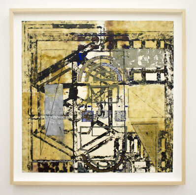 David Rabinowitch, 'Untitled (Périgord Construction of Vision)', 2012