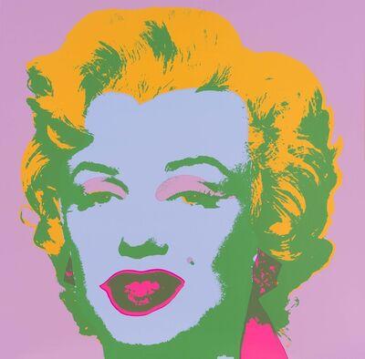 Sunday B. Morning, 'A Set of 10 Marilyn Portfolio Screenprints'