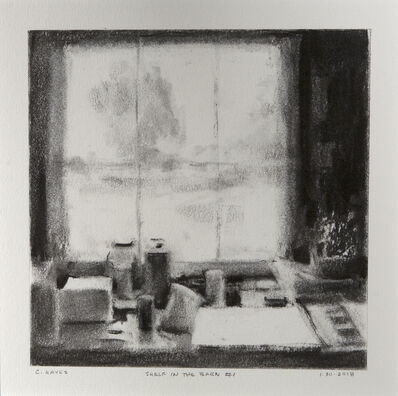 Connie Hayes, 'Shelf In the Barn #1'