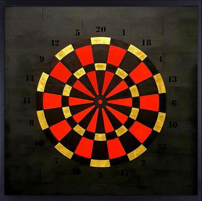 SN, 'Target Red 24K Gold&Black ', 2020