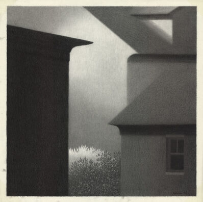 Robert Kipniss, 'Eaves with Dark Window.', 1990