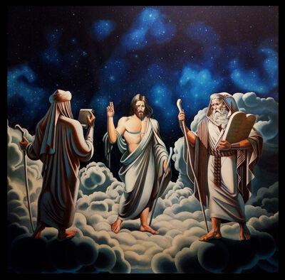 Yalçın Bilgin, 'The Prophets Muhammad, Jesus and Moses', 2018