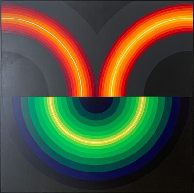 Horacio Garcia-Rossi, 'Couleur lumière ', 1992