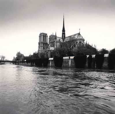 Michael Kenna, 'Notre Dame, Study 5, Paris, France', 1988
