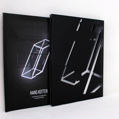 Hans Kotter, 'Hans Kotter | Luminous Infinity, catalogue', 2018
