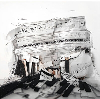 Andre Petterson, 'Concerto for  Spilled Keys', 2019