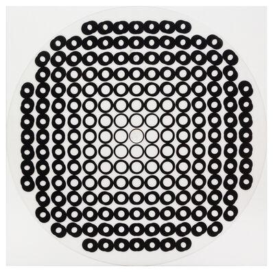 Victor Vasarely, 'Tuz', 1970