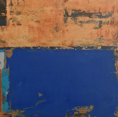 Allison B. Cooke, 'Per Sempre Blu II', 2018