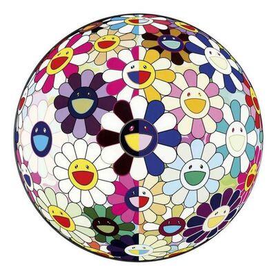 Takashi Murakami, 'Flower Ball', 2011
