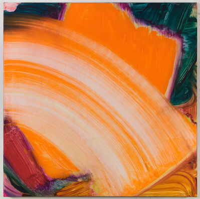 Fran O'Neill, 'orange sweep', 2018