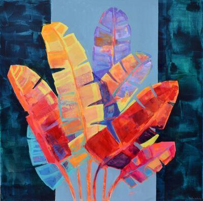 Anna Masiul-Gozdecka, 'In paradise garden', 2020