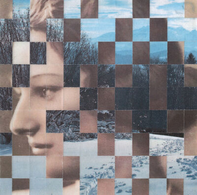 Samin Ahmadzadeh, 'Facing West', 2019