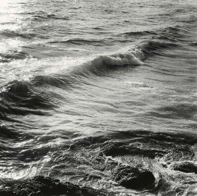 Peter Hujar, 'Wave-Sperlonga', 1978