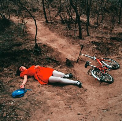 Liu LiJie, 'Accident, from the series Another Episode', 2006