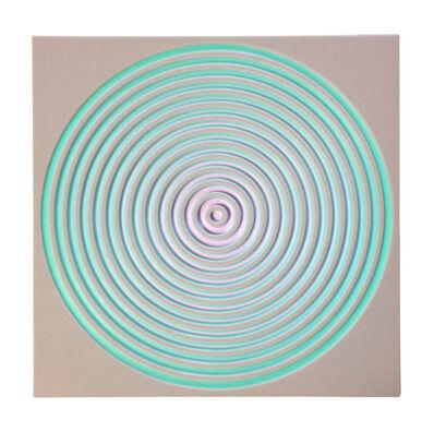 Eric Zammitt, 'Blue', 2011