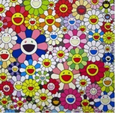 Takashi Murakami, 'Such Cute Flowers', 2010