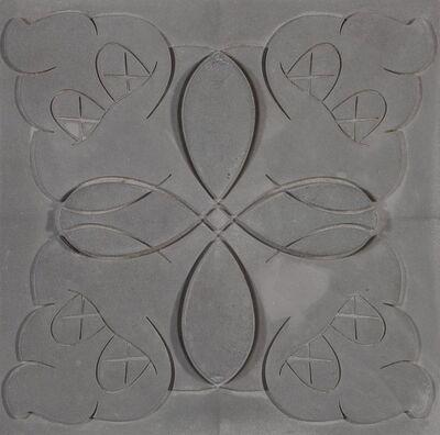 KAWS, 'Three OriginalFake Store Tiles (3 works)', 2006