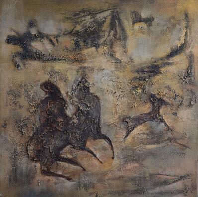 Liu Xiaomiao, 'Fresco Mural', 2014