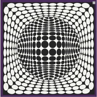 Victor Vasarely, 'Ter Ur NB', 1966