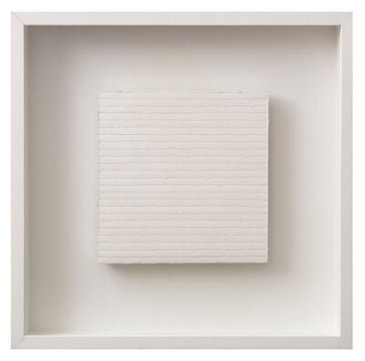 Leo Erb, 'untitled (Linienbild)', 1972