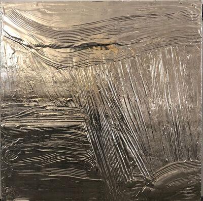 "Nancy Lorenz, '""Moonlight I"" Contemporary Panel Painting', 2018"