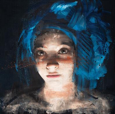 Roberta Coni, 'Blue Isabella', 2019