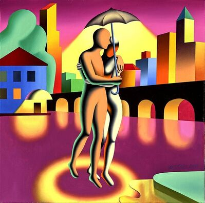 Mark Kostabi, 'Interior Passion', 2018