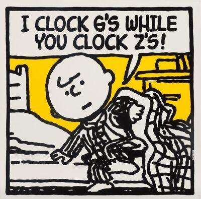 Mark Drew, 'I Clock G's (PMD)', 2017