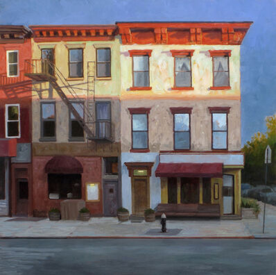 Paul Schulenburg, 'Sunrise in Brooklyn'