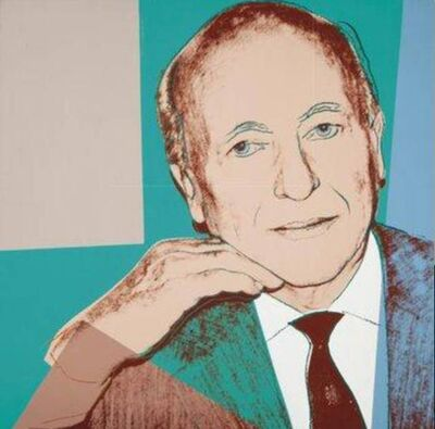 Andy Warhol, 'Vito Doria', 1980