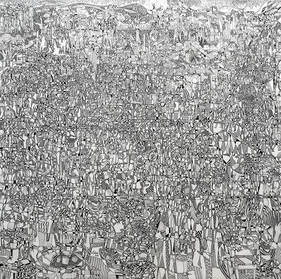 Houston Maludi, 'African life 2', 2016