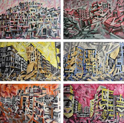 Tony Khawam, 'Aleppo Urban Landscapes No.11', 2017
