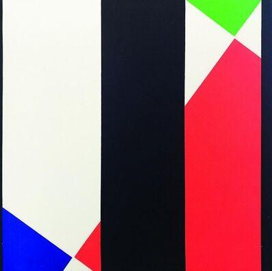 Waldo Balart, 'Serie Desarrollo Cromático', 1990