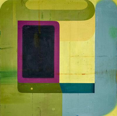 Deborah Zlotsky, 'Couple, Yellow Green and Blue Green', N/A