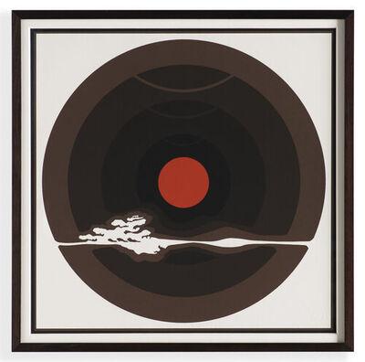 Thomas W. Benton, 'Square Abstract #3', 1972