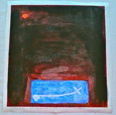 Robert Natkin, 'Untitled, Star of David', 20th Century