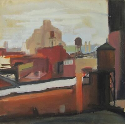 McWillie Chambers, 'Water Towers'