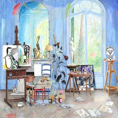 Damian Elwes, 'Picasso's Villa La Californie II', 2005-2018