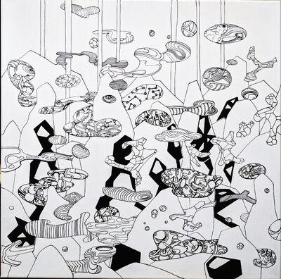Hsu Tang-Wei, 'Crystal Clouds', 2018