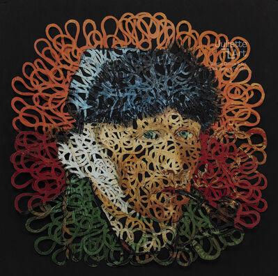 Ye Dongsheng, 'Van Gogh: Self Portrait', 2018