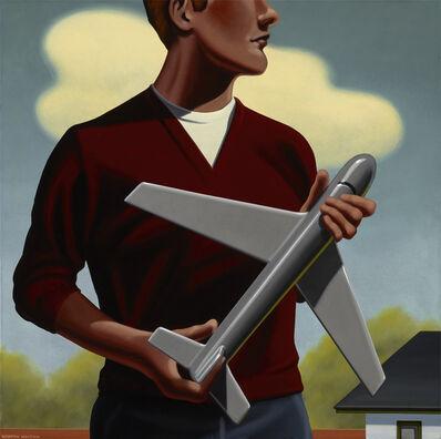 R. Kenton Nelson, 'First Dream', 2013