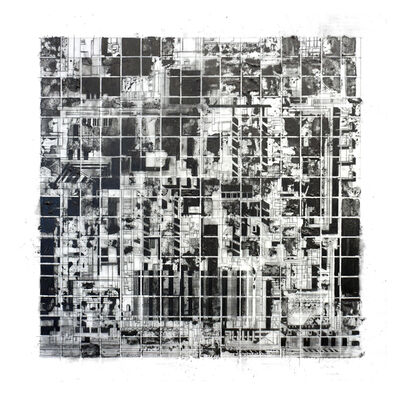 Cheryl Goldsleger, ''Aspiration', a study of 'The Disappearing City'', 2006