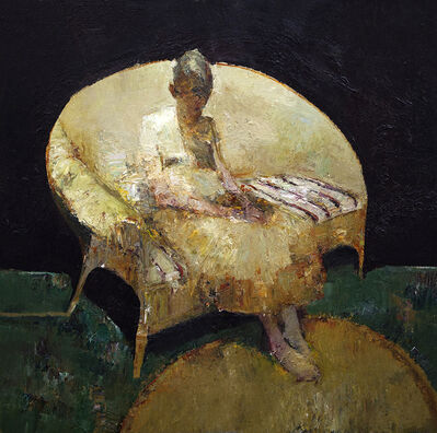 Danny McCaw, 'Focused Thoughts'