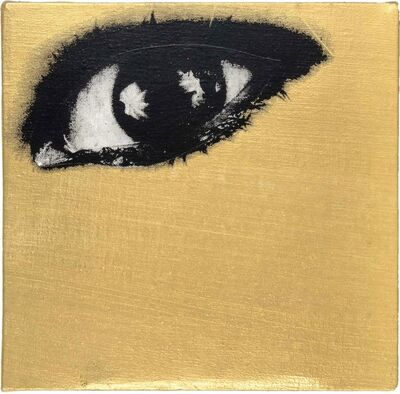 Christopher Makos, 'Untitled Eye', 1990