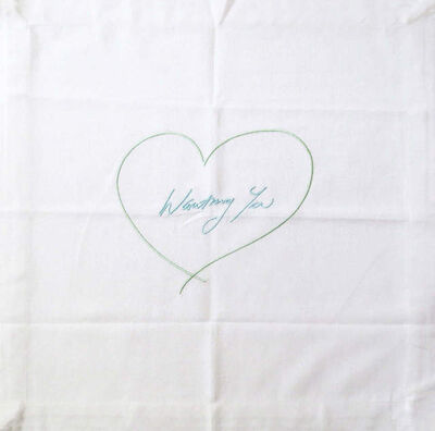 Tracey Emin, 'Wanting You (Green/Blue)', 2014