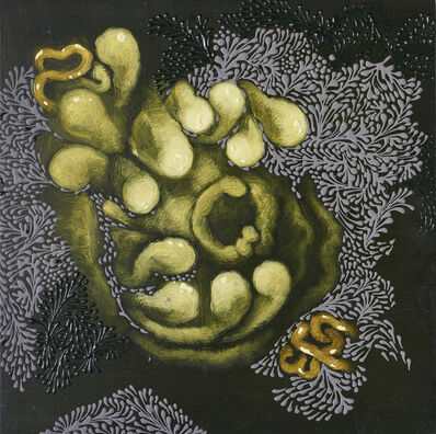 Jody Guralnick, 'Microscope View 1', 2018