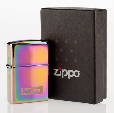 Supreme X Zippo, 'Spectrum Lighter', 2016