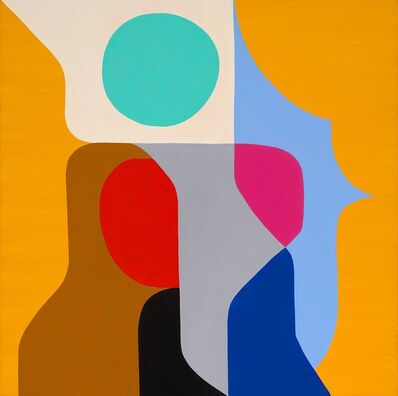 Stephen Ormandy, 'Staring Contest', 2015